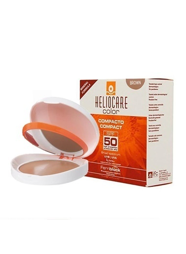 Heliocare Heliocare Color SPF50 Compact Brown 10g Renksiz